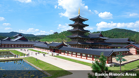 Baekje Historic Areas