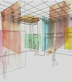 《솔솔, 색깔바람》展