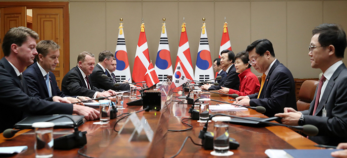 Korea, Denmark expand industrial cooperation