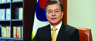 Hangeul is our great, shared legacy: president