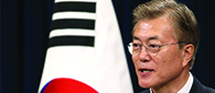 President Moon Jae-in sends New Year's message to the nation