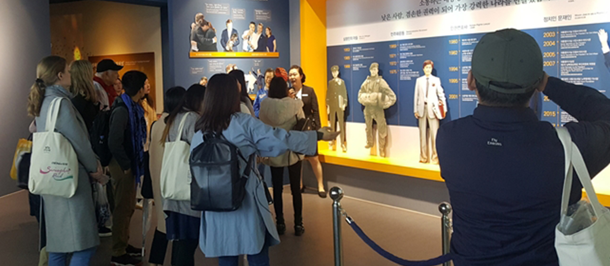 New fall walking tour to feature Sarangchae exhibition hall