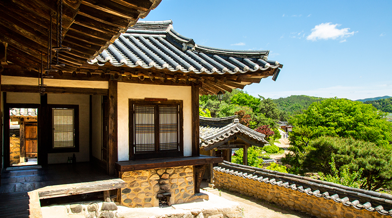 Historic Villages of Korea: Hahoe and Yangdong