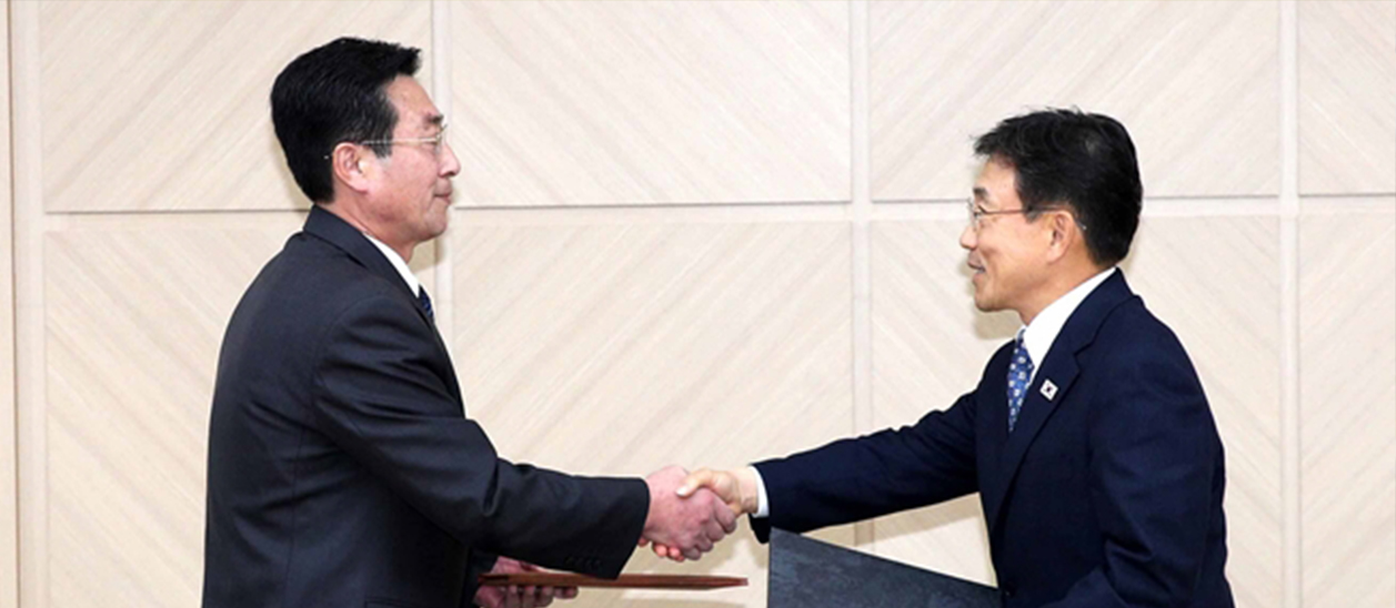 Two Koreas to share info on contagious disease prevention